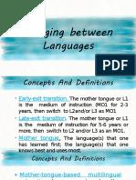 Bridging Between Languages