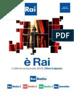 Palinsesti Radio Rai 2019