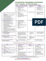 Oferta Estudios IES La Rosaleda 2020-2021 Actualizada