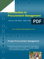 Introduction to Procurement Management.pdf