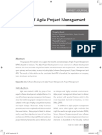 benefits of agile project management pdf