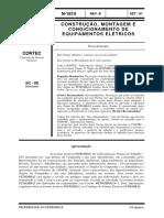 N-1614 - CONSTRUÇÃO-MONTAGEM E COMISSIONAMENTO DE EQUIPAMENTOS ELÉTRICOS.pdf