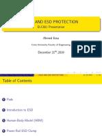 ELC601_ESD_Presentation_Ahmed_Essa