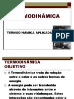 Apresentação - Termodinâmica