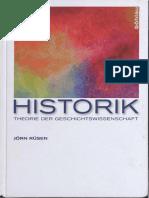 Rüsen 2013 - Historik - Theorie der Geschichtswissenschaft.pdf
