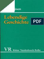 Rüsen 1989 - Lebendige Geschichte - Grundzüge einer Historik III