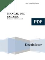 MANUAL_DOCUINDEXER
