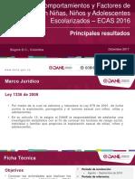 Presentación ECAS 2016