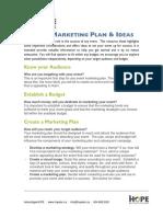 2AH-Event-Marketing-Plan-Ideas