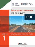 UNIDAD 1 - PLANIFICACION DE PROYECTOS VIALES.pdf