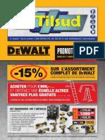 OUTILSUD - Promos sur la gamme DeWALT !
