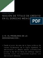 titulos de credito PDF