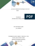Paso 2-Elaborar el proceso Administrativo de una Empresa Como Caso de Estudio