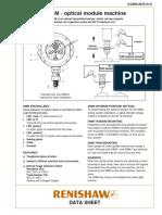Data Sheet_ OMM - Optical Module Machine