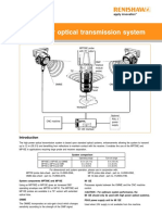 Data Sheet_ High Power Optical Transmission System