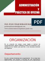 ORGANIZACION DE OFICINAS FINAL