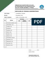 DAFTAR HADIR GURU SD 2 towua.docx