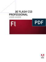 Flash CS3 Professional Help