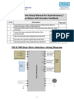 NICE900 Setup manual Asyn-Syn Genesis motor with encoder dated 30-07-19-1