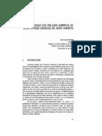 6. Responsabilidad civil por daño ambiental en la ley de bases generales del medio ambiente