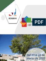PROGRAMA ACADEMICO HR WEEKEND ADOARH 2020