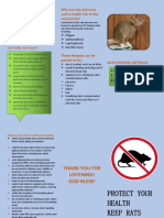 BE AWARE OF RATS BROCHURE