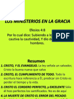 LOS MINISTERIOS EN LA GRACIA 3.pptx
