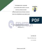 Informe de Pasantias Laboratorio de Microbiologia