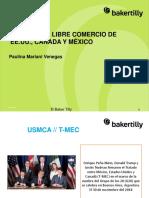 Tratado de libre comercio de EEUU, Cánada y México
