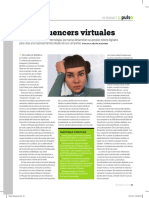 Los influencers virtuales - Revista BRANDO