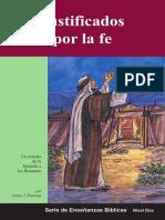 Justificados por la fe. - Estudio de Romanos.pdf