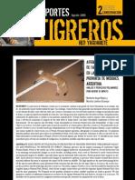 Nigro Lodeiro Ocampo 2009 Atropellamiento Fauna Rutas Misiones Reporte Tigrero 2