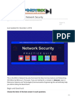 pinoybix.org-Forouzan MCQ in Network Security