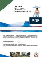 Presentación Fundación Samaritanos de la calle - Ingl es