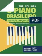 O Piano Brasileiro - amostra do livro