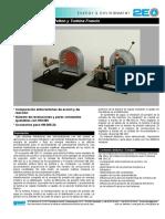 Turbina Pelton y Turbina Francis