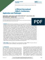 Survey on Energy Efficient NB-IoT