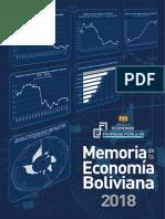 Memoria EB 2018