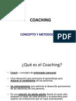 coaching metodología