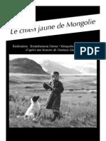 Chien Jaune De Mongolie dossier pédagogique