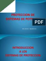 INTRODUCCION A LOS SISTEMAS DE PROTECCION