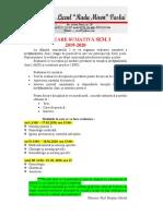 Evaluare sumativa SEM I 2019-2020 nou