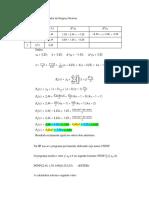 Cálculo numérico - 1ª prova - 3ª questão - 2019.1 - Solução