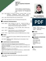 cv GUERROUJ Sara (1) (1) (1)