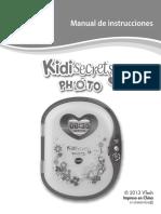 Kidi Secrets Photo - Manual
