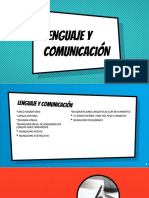 ENFOQUE LENGUAJE Y COMUNICACIÓN PROGRAMA EDUCACIÓN DE PREESCOLAR