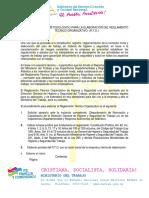 PROCEDIMIENTO METODOLOGICO PARA ELABORACION DEL RTO-2018