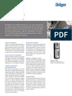 Manual detector-multigas-