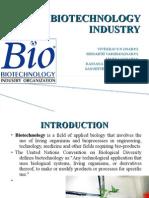 Biotech Ppt