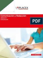 COMUNICACION Y REDACCION
